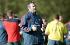 Foley appointed Ireland Wolfhounds coach