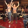 VIDEO: Topless protesters disrupt Trap's reunion with Strunz