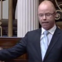 'It ain't so': Stephen Donnelly dismisses suggestion that he will join Fianna Fáil