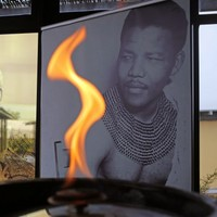Lockdown at Mandela's boyhood village for funeral