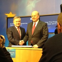 'The Irish people are the real heroes' - Noonan