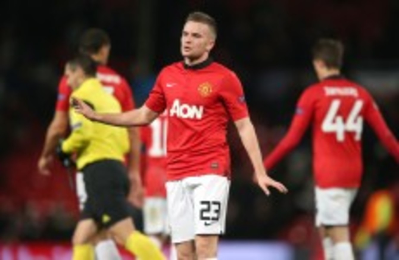 I've had a few average games' admits Man Utd's Tom Cleverley
