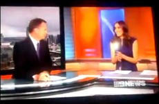 TV presenter brutally rejected by female co-anchor live on air