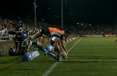 The most jaw-dropping moments of rugby skill in 2013