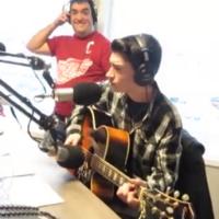 16-year-old sings Blue Christmas in unbelievable Elvis impersonation
