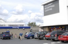 Cash recovered after armed robbery at Killiney Shopping Centre