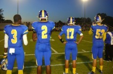 Waiting all day for Friday night: up close and personal with high school football