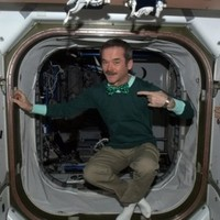 Hello, commander: Chris Hadfield is in Dublin today