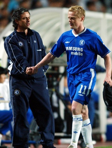 How Jose Mourinho and Mario Rosenstock pranked Damien Duff