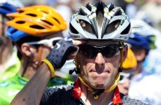 Armstrong 'bought' Million Dollar Race - report