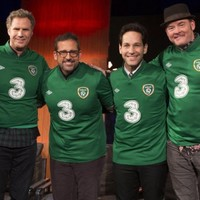 Anchorman in Ireland jerseys... and 4 other weekend TV highlights