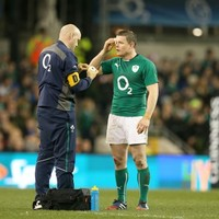 'I would be happier if Brian stopped playing' – Dr Barry O'Driscoll
