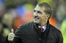 Brendan Rodgers plans January transfer business