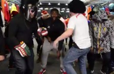 VIDEO: Kolo Toure sings his own chant with Liverpool fans