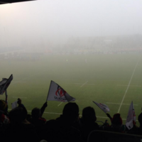 Ulster wade through the fog to a bonus point in Treviso