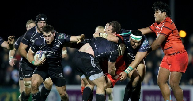 As it happened: Connacht v Toulouse, Heineken Cup