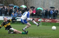 Ballinderry set up semi-final date against St Vincent's