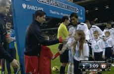 GIF: More handshake controversy involving Luis Suarez