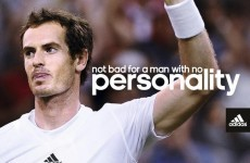 adidas had this clever ad ready to go when Andy Murray won Sports Personality
