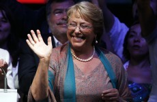 Bachelet becomes Chile's president for second time after 'landslide' win