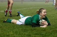 Briggs: 'We've been able to put women's rugby on the map'