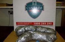 Two arrested following Dublin herbal cannabis seizure