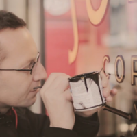 Short documentary reveals the world of sign writing in Dublin