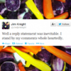 Disgruntled chef stands by his tweets from company account venting about getting fired