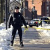 Harvard University reopens after reports of explosives on campus