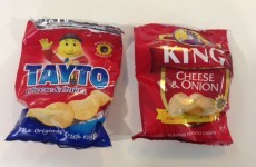 Anchorman cast take the ultimate Irish taste test: Tayto versus King