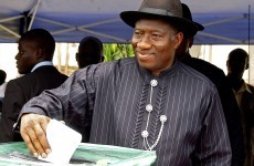 Good Luck for Jonathan: incumbent set to take Nigerian victory