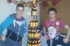 The Buckfast Christmas Tree Wars have begun!