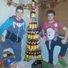 The Buckfast Christmas Tree Wars have begun!