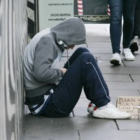 If you see children begging on the street, the ISPCC want you to report it