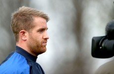 'No need to reinvent the wheel at Leinster' -- Luke Fitzgerald