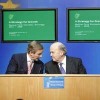 We don't intend to lose the discipline that's been put in the system by the Troika - Taoiseach