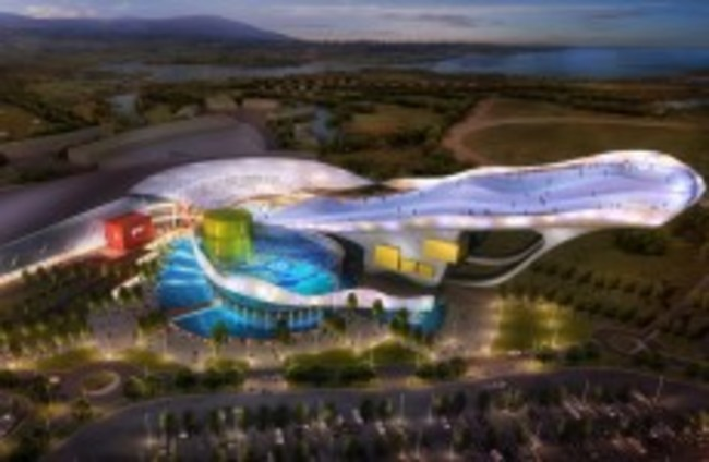 New €430 million ski slope for Louth 'to open next year'