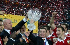 Did Ireland overreact to Brian O'Driscoll's Lions dropping?