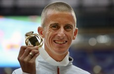 Rob Heffernan's 50km gold voted the greatest Irish sporting achievement of 2013