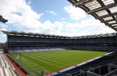 Croke Park officially 100 years old today