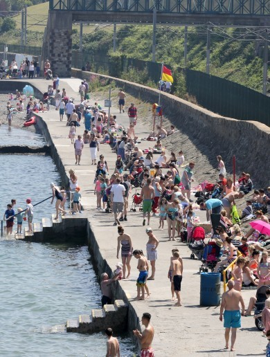 Photos of the best and worst weather in Ireland this year