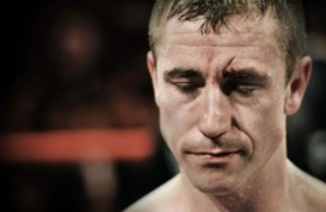 "McCloskey rages after ""shameful"" stoppage denies him title shot"