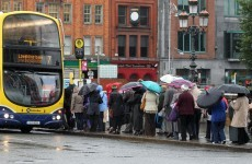 Irish among least likely to use public transport in EU