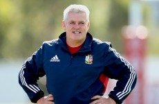 Gatland recommends quota system is considered for future Lions tours