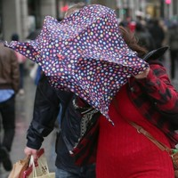 'Status red' warning as stormy weather expected tonight