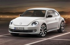 New 'less girly' Beetle unveiled - the built-in flower vase is gone