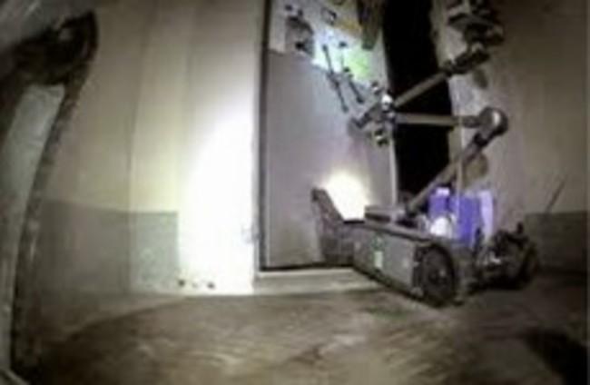 Video: Robots record radiation and damage inside stricken Fukushima plant