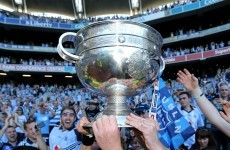 23 photos from Dublin's brilliant football year