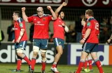 Half-term report: Munster sitting pretty