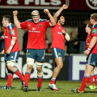 Half-term report: Munster sitting pretty